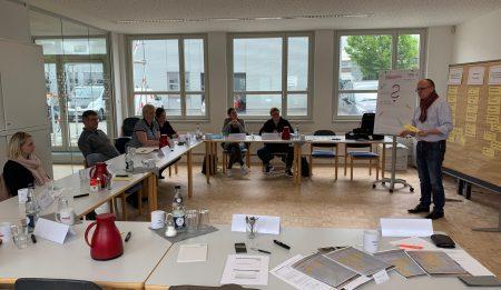 2. Workshop zum MINT-Club in Lippe