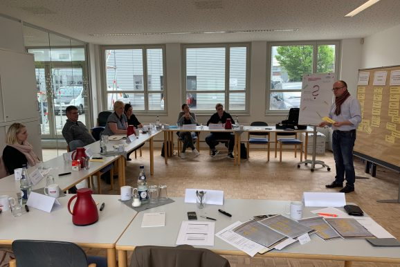 2. Workshop zum MINT-Club in Lippe