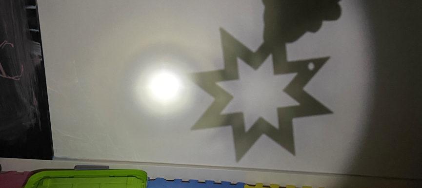Dein Stern leuchtet für Dich!